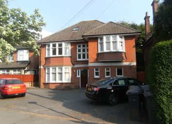 Thumbnail 2 bedroom flat for sale in Stokewood Road, Winton, Bournemouth