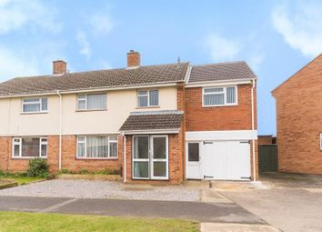 Thumbnail 4 bed semi-detached house for sale in Hendred Way, Abingdon