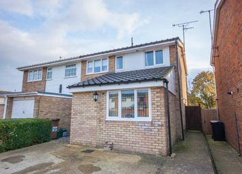 Thumbnail 4 bed semi-detached house for sale in Wallasea Gardens, Springfield, Chelmsford