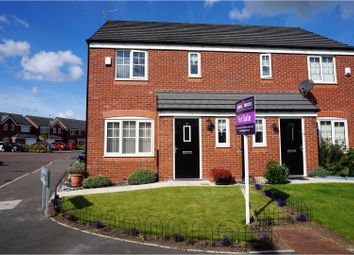 Thumbnail 3 bed semi-detached house for sale in Woodfarm Hey, Liverpool