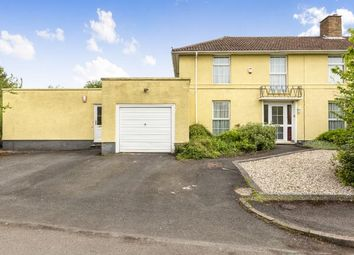 Thumbnail 4 bed semi-detached house for sale in Oldfield Crescent, Cheltenham, Gloucestershire