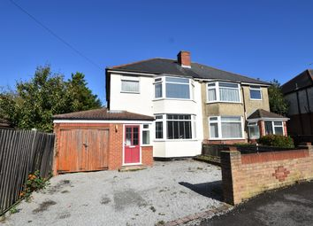 Stanton Road, Southampton SO15. 3 bed semi-detached house for sale