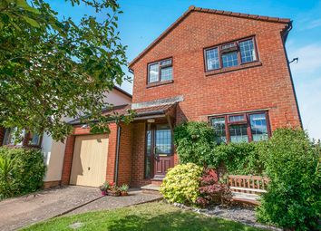 Thumbnail 3 bed detached house for sale in St. Margarets View, Exmouth
