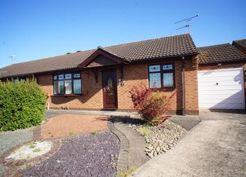 Thumbnail 2 bedroom semi-detached bungalow for sale in Nursery Close, Scunthorpe