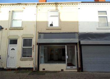 Thumbnail 1 bed terraced house for sale in Watnall Road, Hucknall, Nottingham