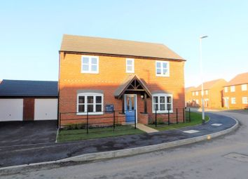 Thumbnail 4 bed detached house for sale in The Spinney At Heathlands, Swepstone Road, Heather