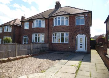 Thumbnail 3 bed semi-detached house for sale in Church Street, Ilkeston