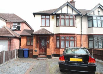 Thumbnail 3 bed semi-detached house to rent in St Georges Avenue, Grays, Essex