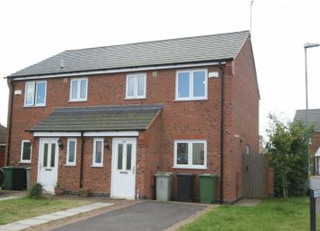 Thumbnail 3 bedroom semi-detached house to rent in Braunston Road, Oakham