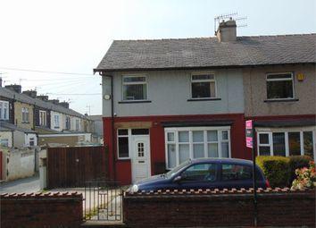Thumbnail 3 bed end terrace house for sale in Casterton Avenue, Burnley, Lancashire