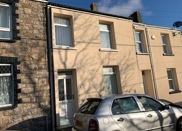 Thumbnail 3 bed terraced house for sale in Park View, Waunlwyd, Ebbw Vale, Gwent