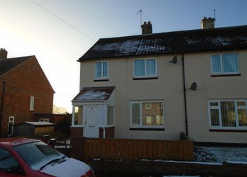 Thumbnail 3 bed terraced house for sale in Victoria Avenue, Forest Hall, Newcastle Upon Tyne