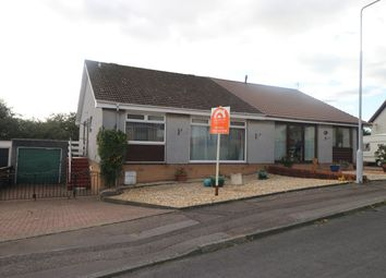 Thumbnail 3 bedroom semi-detached bungalow for sale in Kingsmill Drive, Kennoway, Leven