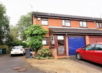 Thumbnail 3 bedroom end terrace house for sale in Grove Lane, Coventry