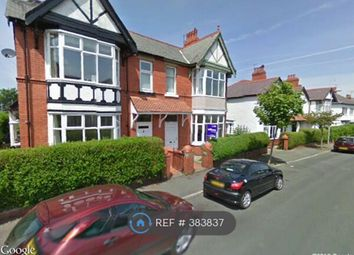 Thumbnail 2 bed flat to rent in Clwyd Avenue, Prestatyn