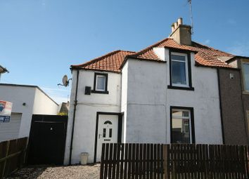 Thumbnail 2 bed semi-detached house for sale in Chemiss Road, Methilhill, Leven