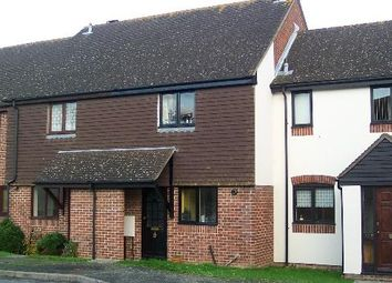 Thumbnail 2 bed terraced house to rent in Highfield Lane, Oving, Chichester