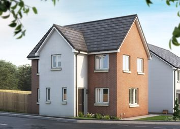 "Thumbnail 3 bedroom property for sale in ""The Fyvie"" at Meadowhead Road, Wishaw"
