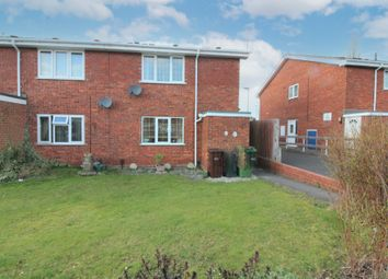 Thumbnail 1 bed flat for sale in Wyvern Close, Willenhall