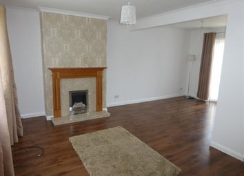 Thumbnail 2 bed end terrace house to rent in King Oswy Drive, Hartlepool