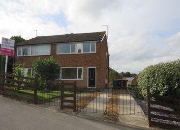 Thumbnail 3 bedroom semi-detached house for sale in Broadlea Crescent, Bramley, Leeds
