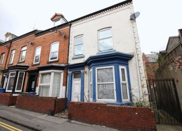Thumbnail 4 bed terraced house for sale in Clifton Street, Scarborough