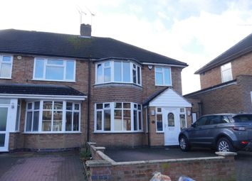 Thumbnail 3 bed semi-detached house for sale in Englefield Road, Leicester