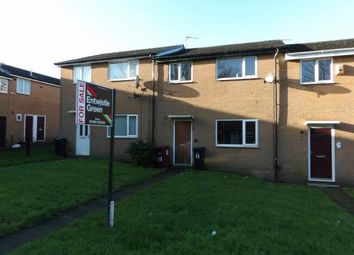 Thumbnail 3 bed terraced house for sale in Greenhead Walk, Great Lever, Bolton, Greater Manchester