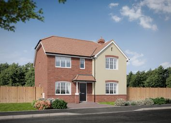"Thumbnail 5 bed detached house for sale in ""The Marylebone"" at Brookers Hill, Shinfield, Reading"