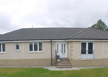 Thumbnail 4 bed detached bungalow for sale in 27A Dunnichen Road, Forfar