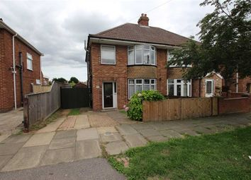 Thumbnail 3 bed semi-detached house for sale in Elmcroft Road, Ipswich