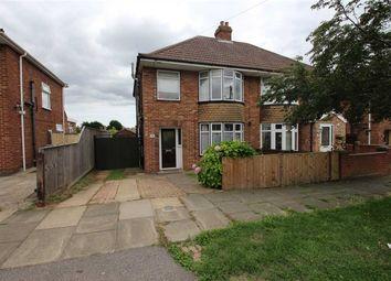 Thumbnail 3 bedroom semi-detached house for sale in Elmcroft Road, Ipswich