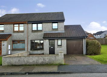Thumbnail 3 bedroom semi-detached house to rent in 4 Pusey Place, Peterhead