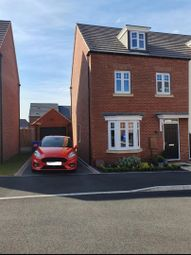 Thumbnail 3 bed semi-detached house for sale in Saturn Road, Mansfield