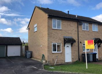 Thumbnail 2 bed semi-detached house for sale in Carterton, Oxfordshire