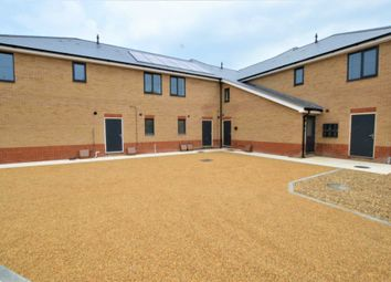 Thumbnail 1 bed flat for sale in Overtons Way, Poringland, Norwich