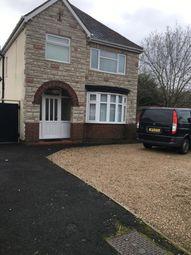 3 bed detached house to rent in Primrose Lane, Wolverhampton WV10