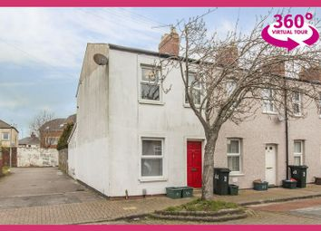 Thumbnail 2 bedroom end terrace house for sale in Jenkins Street, Newport