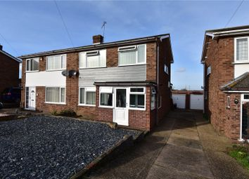 3 bed semi-detached house for sale in The Ridgeway, Dovercourt, Harwich, Essex CO12