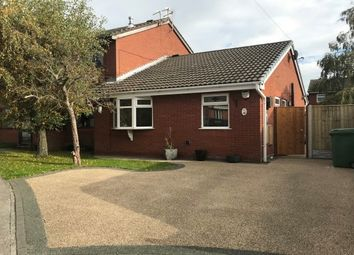 Thumbnail 2 bed bungalow to rent in Dale Close, Warrington