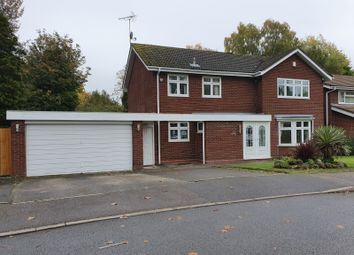 4 bed detached house to rent in Greening Drive, Birmingham B15