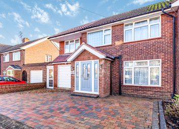 Thumbnail 4 bedroom link-detached house to rent in Longmead, Windsor