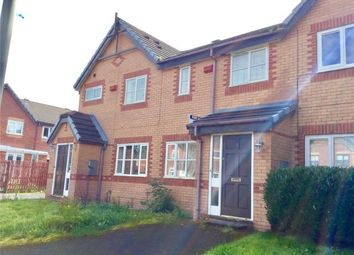 Thumbnail 2 bed terraced house for sale in Skipton Close, Bamber Bridge, Preston