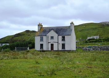 Thumbnail 5 bed detached house for sale in Uigean, Isle Of Lewis