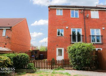 3 bed end terrace house for sale in Crystal Close, Mickleover, Derby DE3