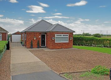 Thumbnail 2 bed detached bungalow for sale in Ferry Road West, Scunthorpe