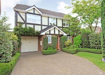 Thumbnail 3 bed detached house to rent in Stonebridge Field, Eton, Windsor