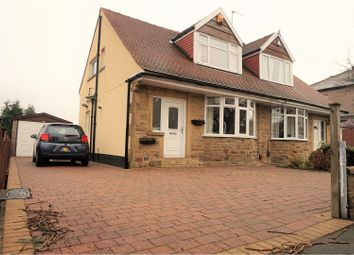 Thumbnail 2 bed semi-detached house for sale in Radfield Drive, Bradford