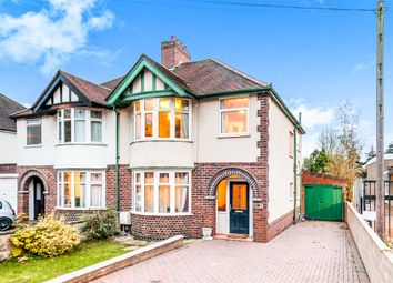 Thumbnail 3 bed semi-detached house for sale in London Road, Headington, Oxford