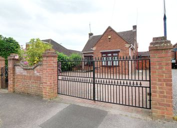 Thumbnail 3 bedroom detached bungalow for sale in Hilltop Road, Earley, Reading, Berkshire
